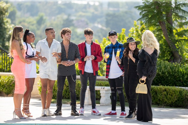 X Factor Celebrity ep 1 ©Syco/Thames