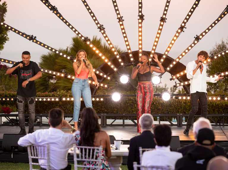 The X Factor: Celebrity launch gets just under 5 million viewers