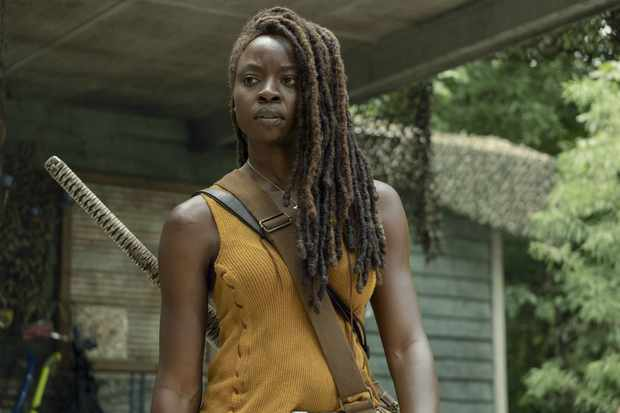 The Walking Dead season 10 – Michonne (Danai Gurira)
