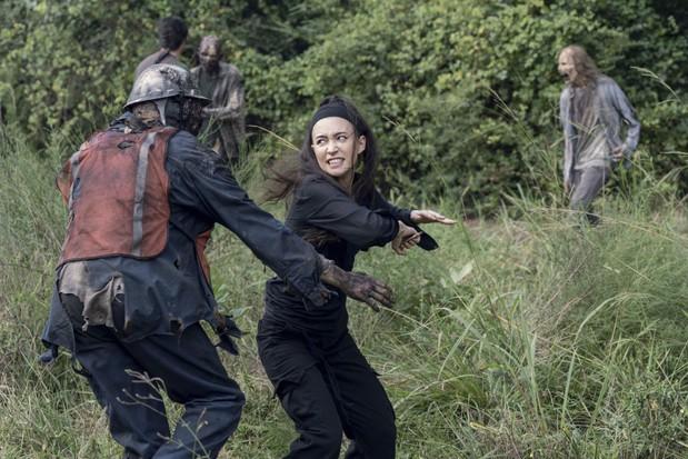 The Walking Dead season 10, episode 8