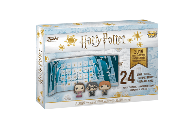Funko Pop Harry Potter Advent Calendar