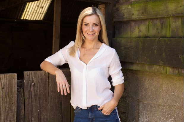 Programme Name: Countryfile - TX: n/a - Episode: n/a (No. Generics) - Picture Shows: Helen Skelton - (C) BBC Studios - Photographer: Pete Dadds