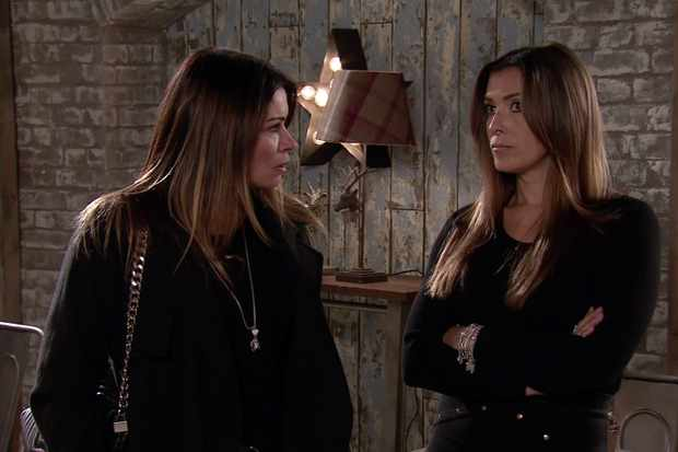 coronation street michelle connor carla connor