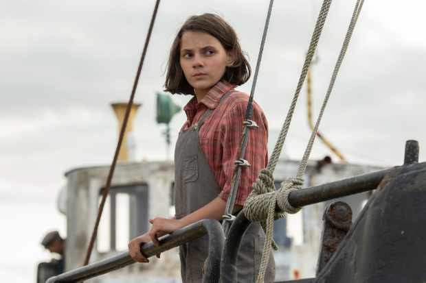 His Dark Materials – Lyra (Dafne Keen)