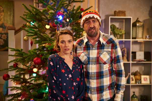 Not Going Out Christmas special 2019