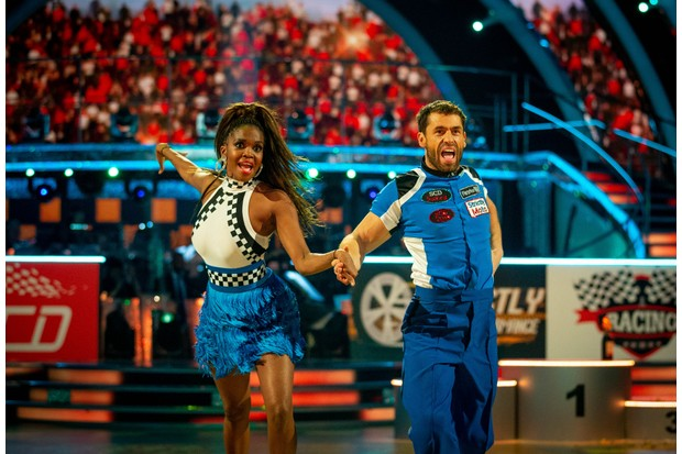 Strictly Come Dancing 2019 - Kelvin and Oti
