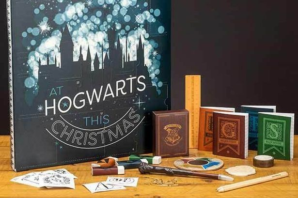 Harry Potter Advent Calendar from Superdrug