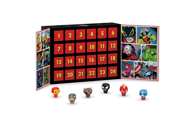 Marvel Funk Pop Advent Calendar