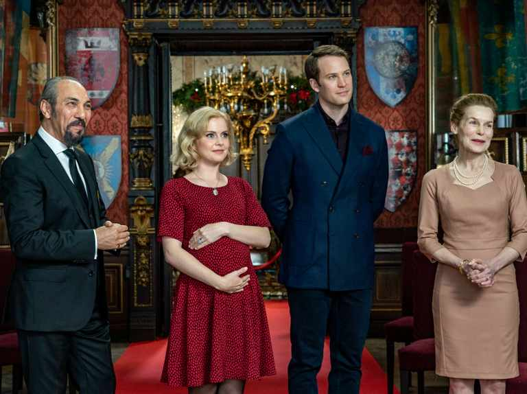 When does A Christmas Prince: The Royal Baby air on Netflix? Who is in the cast?