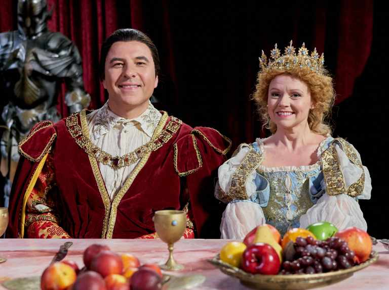 When is Cinderella: After Ever After on Sky this Christmas?