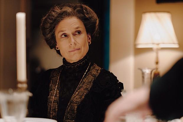 Amelia Bullmore plays Rachel Liebermann in Vienna Blood
