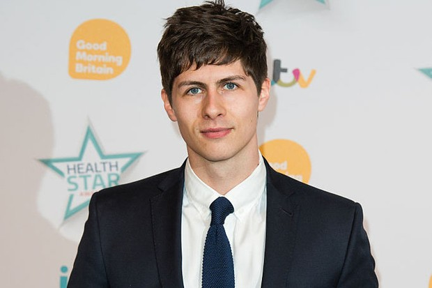 LONDON, ENGLAND - APRIL 14:  Ben Hanlin arrives for Good Morning Britain's Health Star Awards -  at Hilton Park Lane on April 14, 2016 in London, England.  (Photo by Jeff Spicer/Getty Images)