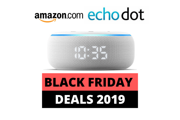 Amazon Echo Dot Black Friday Deals