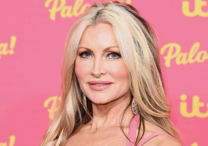 Who is Caprice Bourret? Has she quit Dancing on Ice 2020?