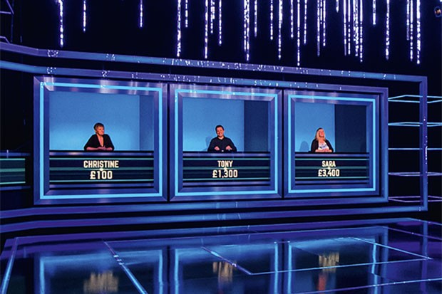 Cash Trapped contestant quits the quiz show - and leaves huge potential cash prize behind