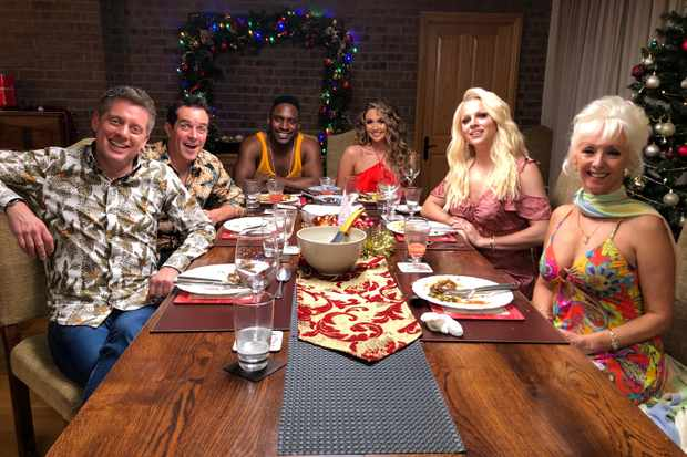Celebrity Come Dine With Me