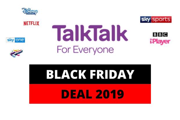TalkTalk Black Friday