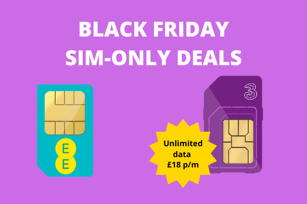 Sim-Only Black Friday deals