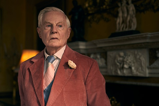 Derek Jacobi plays the Duke of Windsor