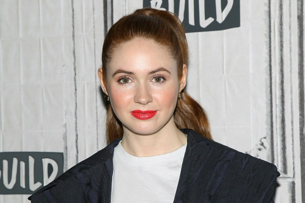 "NEW YORK, NY - DECEMBER 14:  Actress/director Karen Gillan attends the Build Series to discuss ""The Party's Just Beginning"" at Build Studio on December 14, 2018 in New York City.  (Photo by Jim Spellman/WireImage)"