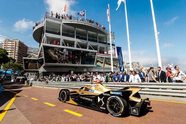 2019/20 Formula E race calendar