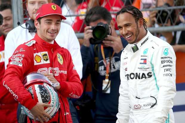 2020 Formula 1 race calendar