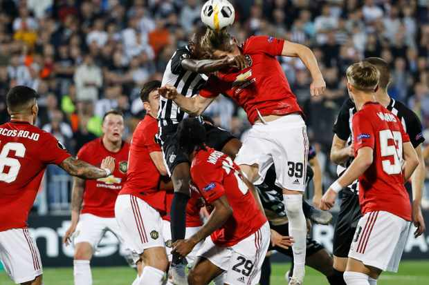 Man Utd v Partizan live stream and TV channel