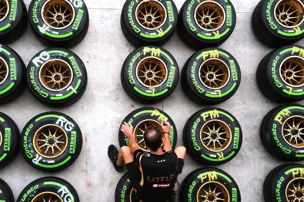 F1 Brazil Grand Prix