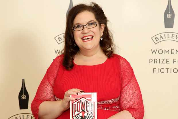 "Naomi Alderman, shortlisted for the 2017 Baileys Women's Prize for Fiction for ""The Power"""