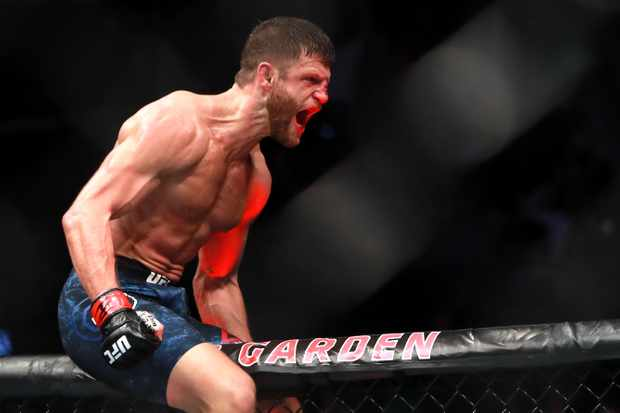 UFC Fight Night 163 live stream and TV channel