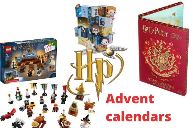 Harry Potter Advent Calendar round up