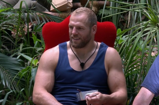 James Haskell I'm a Celeb