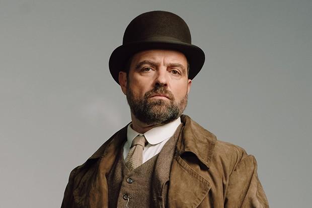 Jürgen Maurer plays Oskar Rheinhardt in Vienna Blood