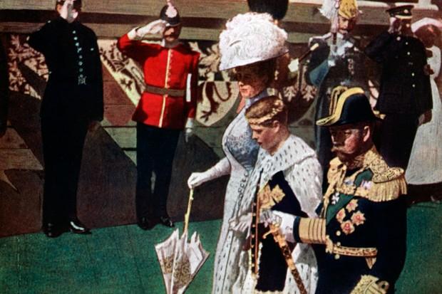 King-Edward-VIII investiture