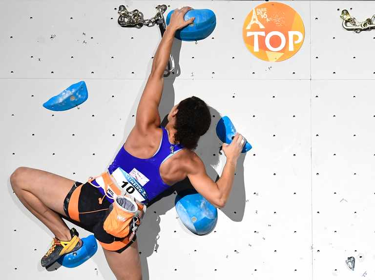 Meet Molly Thompson-Smith, the 22-year-old British star helping to launch sport climbing at the 2020 Olympic Games