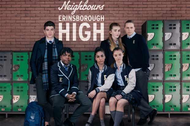 neighbours erinsborough high episode 1