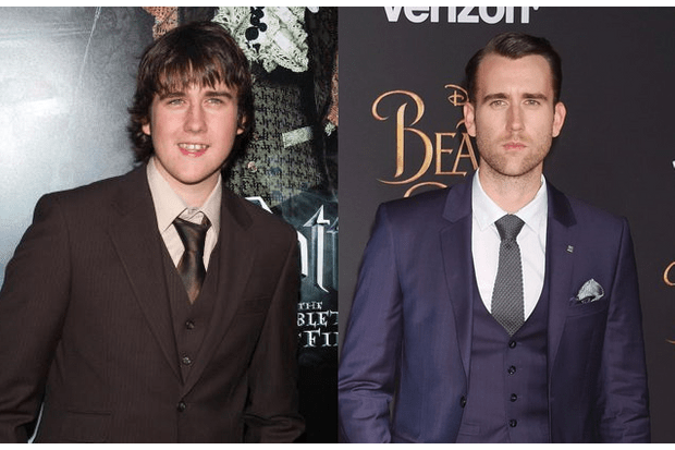 Neville Longbottom Before and After