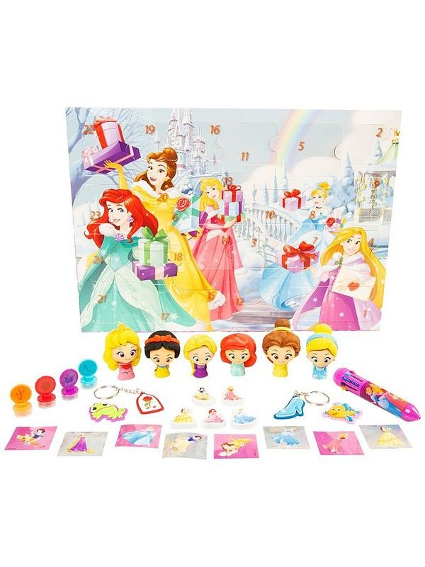 Disney Princess Princess 6 Puzzle Pal advent calendar