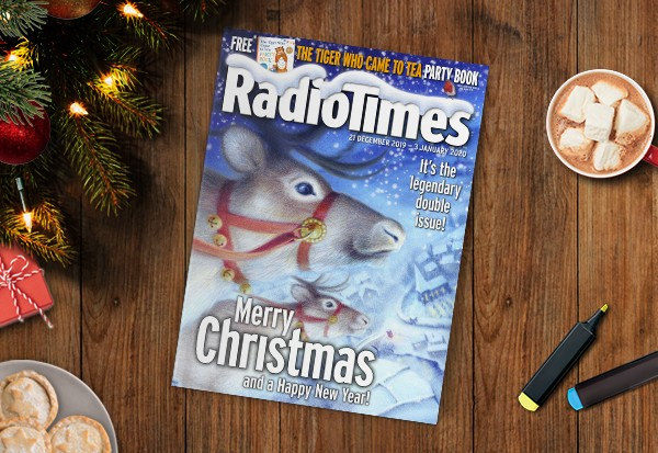 Radio Times Christmas 2020 When is the Radio Times Christmas issue magazine out?   Radio Times