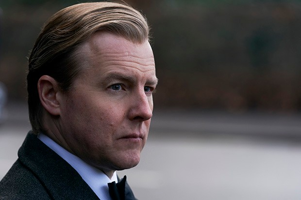 Samuel West plays Anthony Blunt in The Crown S3