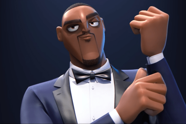 Spies in Disguise screen grab from first teaser trailer https://www.youtube.com/watch?v=C5YeOc0N6Ao