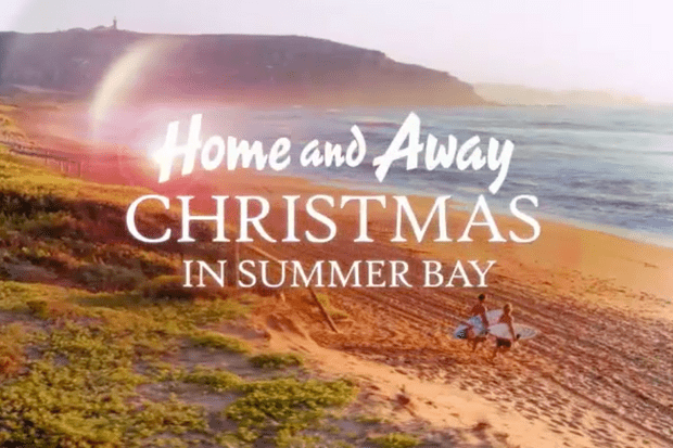 home and away christmas specials