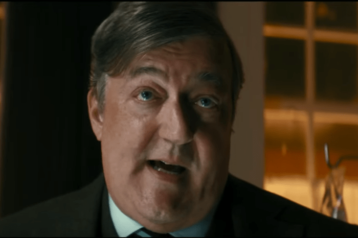 Stephen Fry in Doctor Who (BBC)