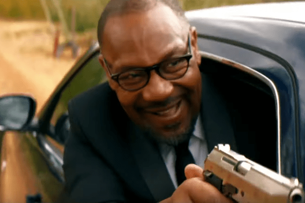 Sir Lenny Henry in Doctor Who (BBC)