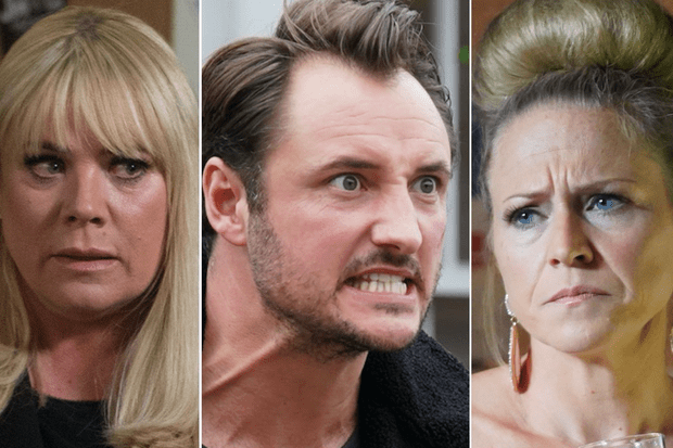 eastenders christmas preview 2019