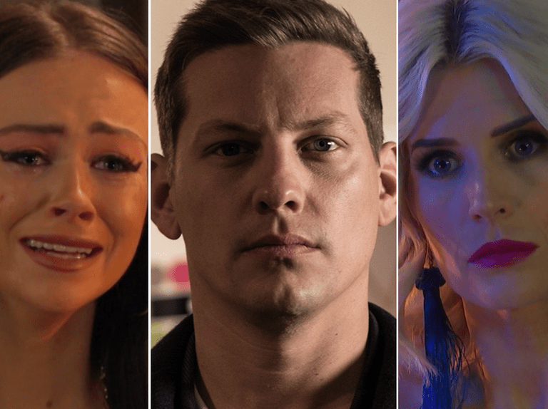 Hollyoaks Christmas 2019 spoilers - John Paul returns and we leap into the future