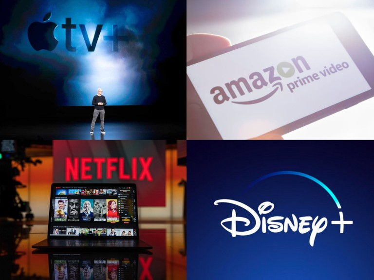 Best Uk Streaming Services Netflix V Amazon Now Tv Britbox Apple Tv Radio Times