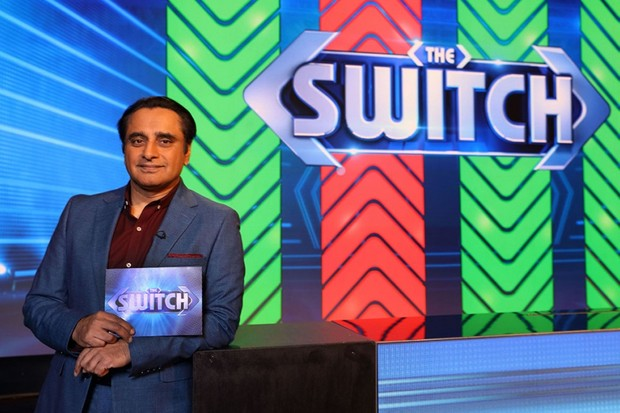 Sanjeev Bhaskar in The Switch