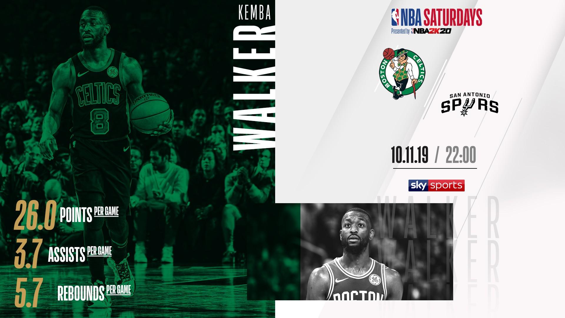 Kemba Walker NBA
