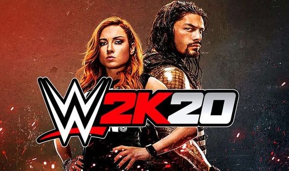 Black Friday GAME deals WWE 2K20